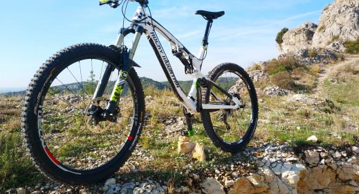 Pour l'enduro, faut un vélo: Mon Rocky Mountain Altitude 750 #2